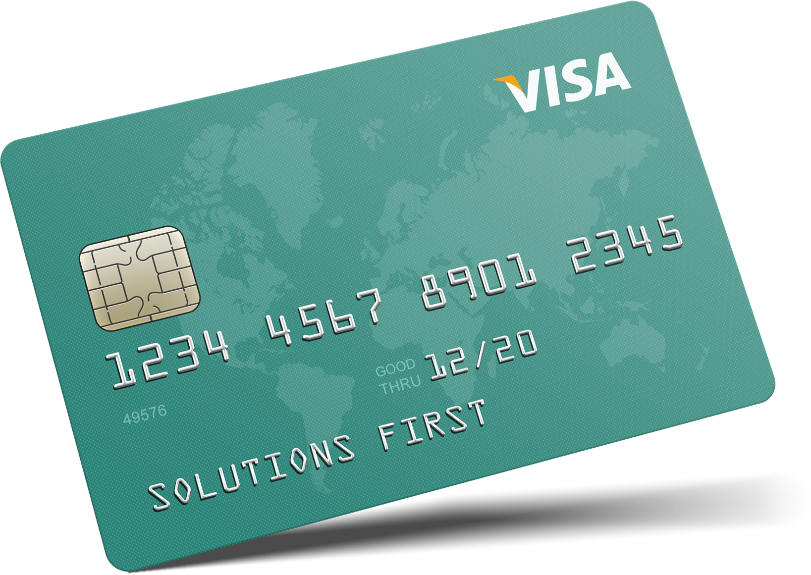 Apply for a Visa Credit Card with Solutions First Credit Union